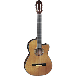 Dean CSCM Espana Nylon String Acoustic-Electric Guitar - Natural