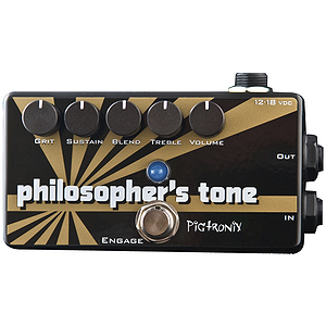 Pigtronix Philosopher's Tone Compressor / Sustain Pedal