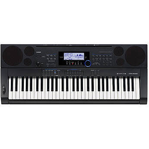 Casio CTK-6000 61-Key Keyboard