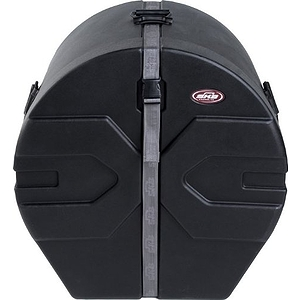 SKB D0414 Roto-X Molded Snare Drum Case 4 x 14 Inches