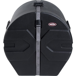 SKB D1624 Roto-X Molded Bass Drum Case 16 x 24 Inches