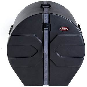 SKB D1824 Roto-X Molded Bass Drum Case 18 x 24 Inches