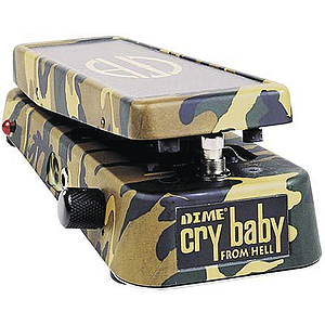 Dunlop Dimebag Signature Crybaby Wah Wah Pedal