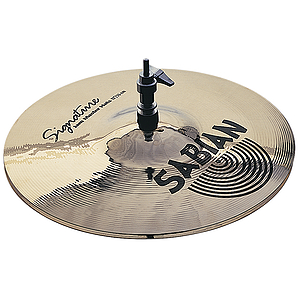 Sabian Signature Series David Garibaldi Jam Master Hi-hat Cymbals (pair) - Brilliant - 13-inch