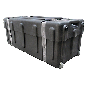 "SKB DH3315W 33"" x 15"" Wheeled Drum Hardware Case"