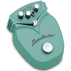 Danelectro French Toast Octave Distortion Mini Effects Pedal