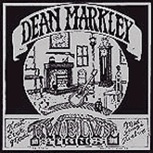 Dean Markley Bronze 12-String Acoustic Guitar Strings - Light - 3 sets of strings