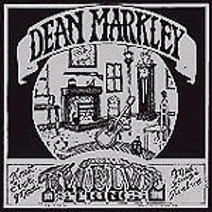 Dean Markley Bronze 12-String Acoustic Guitar Strings - Light - 3 sets of strings