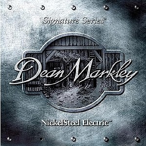 Dean Markley Electric Guitar Strings - D Tuning, 3 Sets
