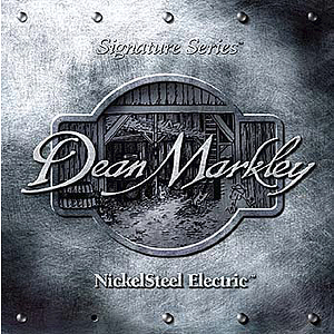 Dean Markley Electric Guitar Strings - Jazz - 3 sets of strings