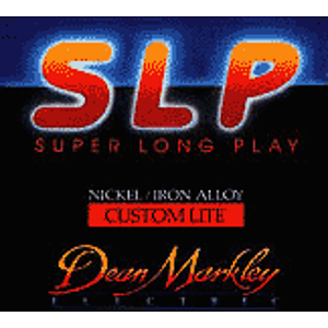 Dean Markley SLP Electric Guitar Strings - Extra Light, 3 Sets