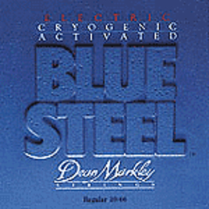 Dean Markley Blue Steel Electric Guitar Strings - Light Tops/Heavy Bottoms - 3 sets of strings