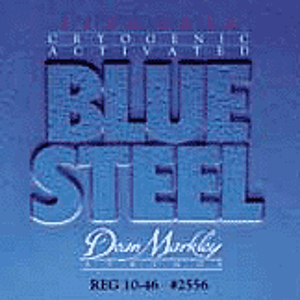 Dean Markley Blue Steel Guitar Strings - Medium, 3 Sets