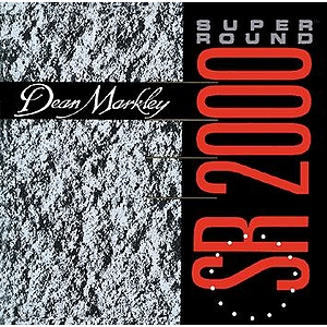 Dean Markley SR2000 Super Bass Guitar Strings - Medium Light, 1 set