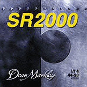 Dean Markley SR2000 Super 5-string Bass Guitar Strings - Light, 1 set