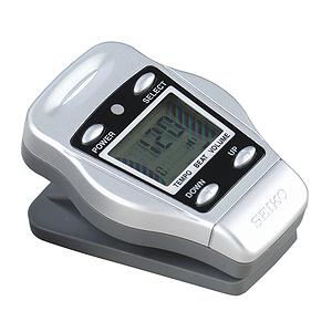 Seiko DM50S Clip Style Silver Metronome