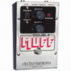 Electro-Harmonix Double Muff Fuzz/Overdrive Pedal