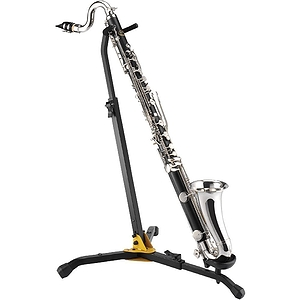 Hercules DS561B Bassoon/Bass Clarinet Stand
