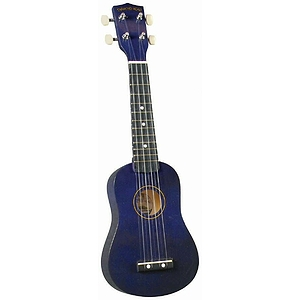 Diamond Head Soprano Ukulele - Purple