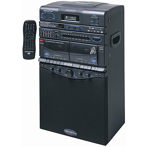 Voco Pro DVDDUET 80W Semi-Pro Multi-Format Karaoke System