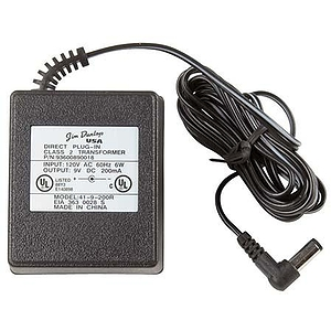 Dunlop AC Adapter - 9V