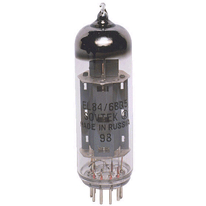 Sovtek EL84/6BQ5 Amp Tube - Matched Pair