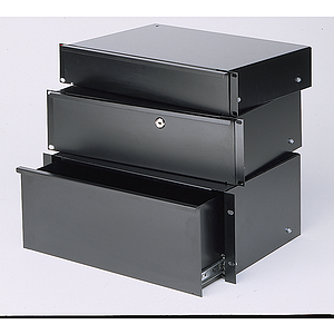 Raxxess Economy Rack Drawer - Three Spaces