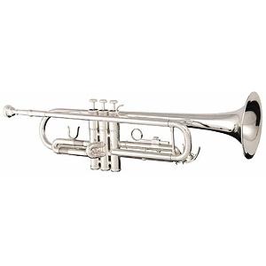 Eldon Bb Trumpet -  Silver - ETP102