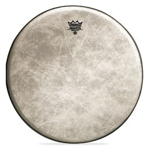 Remo Fiberskyn 3 Ambassador Bass Drum Head - 18""