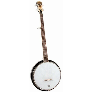 Flinthill FHB55 16 Bracket 5-String Resonator Banjo