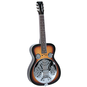 Flinthill Spruce Top Squareneck Resonator Guitar
