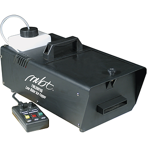 "MBT Lighting FMLOWFOG ""Low Rider"" Ice Fog Machine"