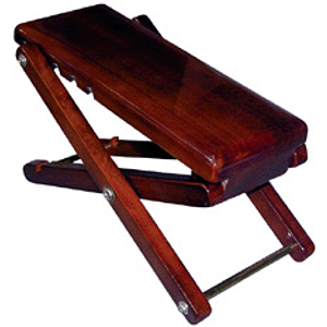 Kay Deluxe Wood Guitar Footrest