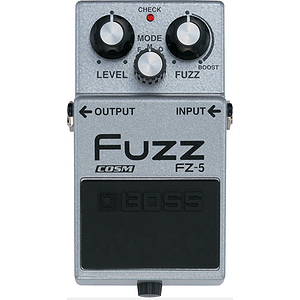 Boss FZ5 Fuzz Effects Pedal