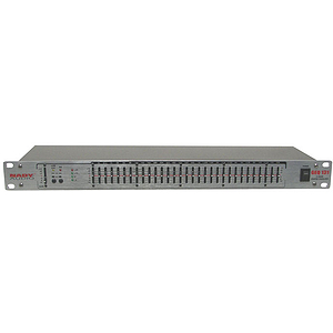 Nady GEQ131 - GEQ Series 31-band Rack Graphic Equalizer
