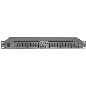 Nady GEQ215 - GEQ Series 15-band Rack Graphic Equalizer