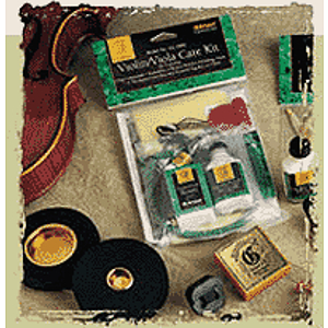 Glaesel Violin/Viola Maintenance Kit