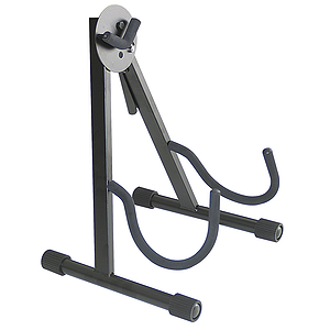 Stageline Heavy-duty A-style Guitar Stand - Acoustic