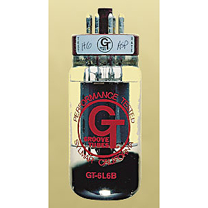 Groove Tubes GT-6L6-R (B) Duet - Matched Pair