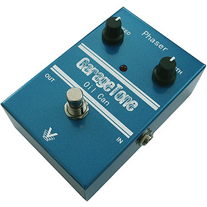 Visual Sound GarageTone Oil Can Phaser Pedal