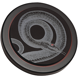 Kaces Grafix Practice Drum Pads - Serpent Print