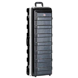 "SKB H3611W 36"" x 11"" Trap Case with Wheels"