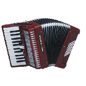 Hohner 2352 Hohnica Piano Accordion