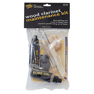 Wood Clarinet Maintenance Kit