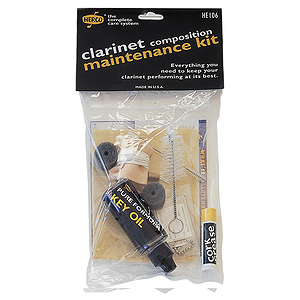 Composition Clarinet Maintenance Kit