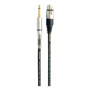 Hot Line 20-foot Mic Cable - XLR to 1/4-inch