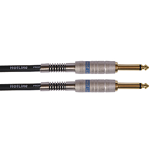 Hot Line 20' Guitar Cable - Straight Plugs