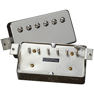 Gibson '57 Classic Plus Humbucker Pickup - Nickel Cover