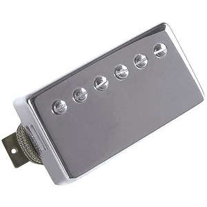 Gibson 490R Pickup - Chrome cover