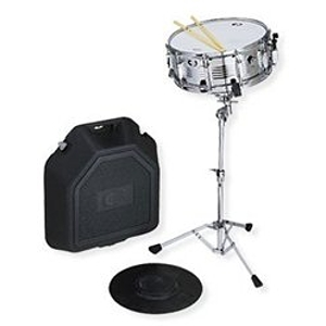 CB IS678MC Deluxe Snare Kit with Molded Case